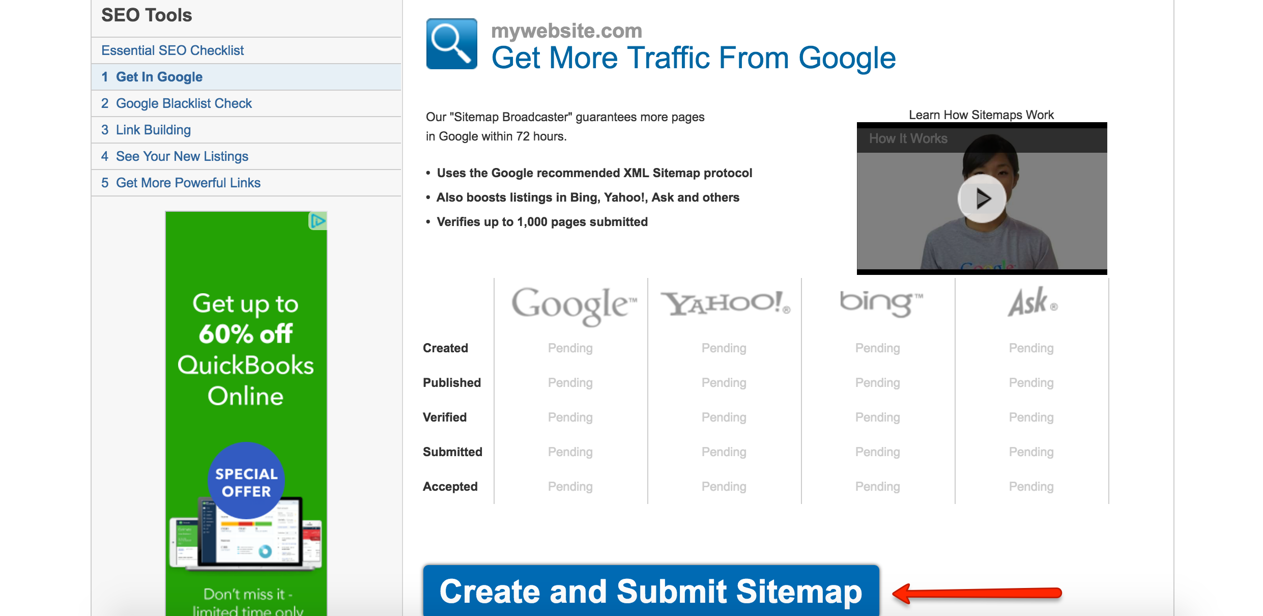 Get More Traffic from Google Search Engines via Jolly Leaf